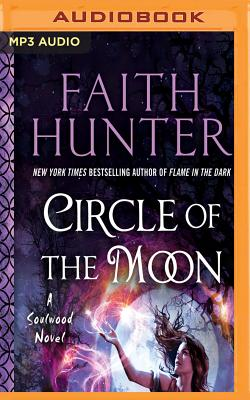 Cover for Circle of the Moon (Soulwood #4)