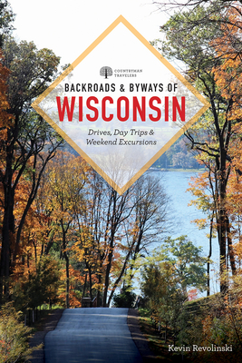 Backroads & Byways of Wisconsin Cover Image