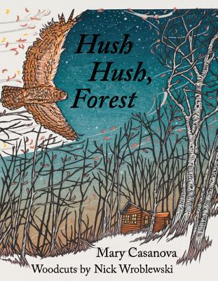 Hush Hush, Forest Cover Image