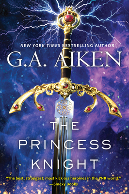 The Princess Knight (The Scarred Earth Saga #2) Cover Image