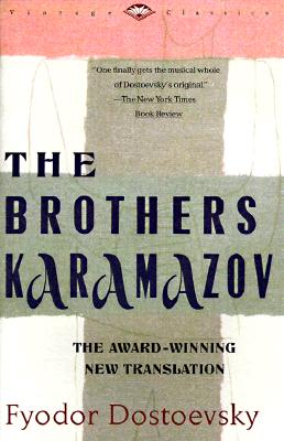 Cover for The Brothers Karamazov