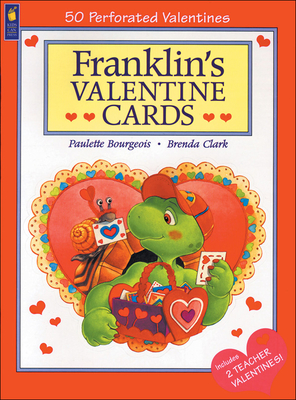 Franklin's Valentine Cards Cover Image