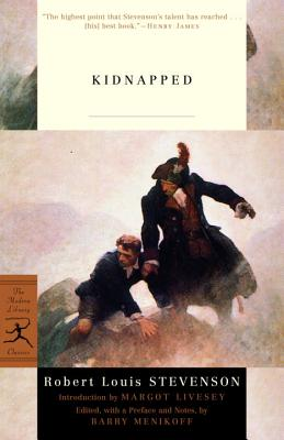 Kidnapped: Or, the Lad with the Silver Button Cover Image