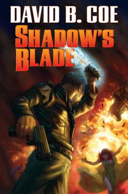 Shadow's Blade Cover