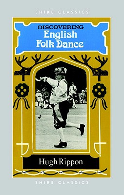 Discovering English Folk Dance Cover
