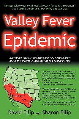 Valley Fever Epidemic Cover Image
