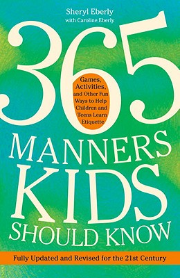 365 Manners Kids Should Know Cover