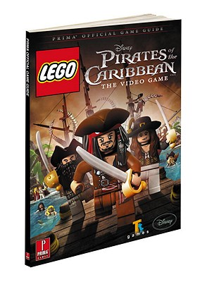 LEGO Pirates of The Caribbean: The Video Game: Prima Official Game Guide Cover Image