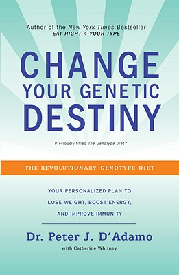 Change Your Genetic Destiny Cover
