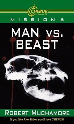 Man vs. Beast Cover Image