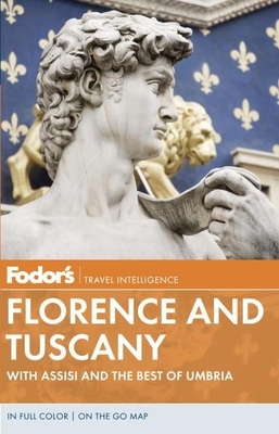 Fodor's Florence and Tuscany Cover
