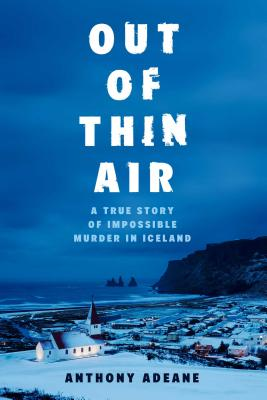 Cover for Out of Thin Air