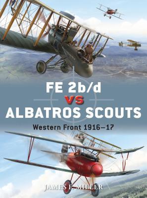 Fe 2b/D Vs Albatros Scouts: Western Front 1916-17 Cover Image