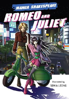 Manga Shakespeare: Romeo and Juliet Cover Image