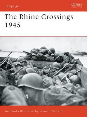 The Rhine Crossings 1945 Cover