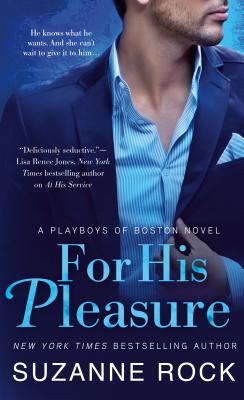For His Pleasure Cover