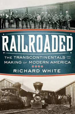 Railroaded Cover