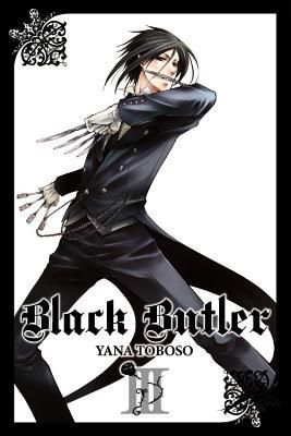 Black Butler, Volume 3 Cover
