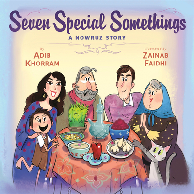 Seven Special Somethings: A Nowruz Story Cover Image