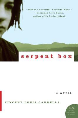 Serpent Box Cover