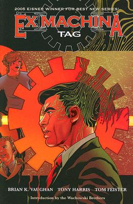 Ex Machina, Vol. 2: Tag cover image