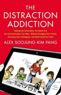 The Distraction Addiction Cover