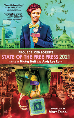 Project Censored's State of the Free Press 2021 Cover Image