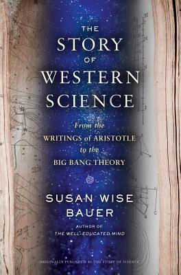 The Story of Western Science Cover