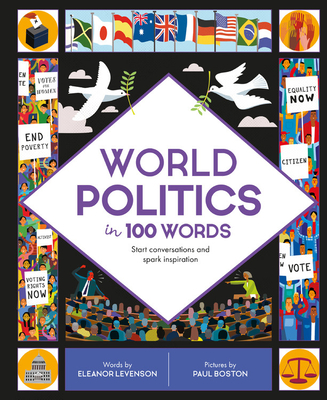 World Politics in 100 Words: Start conversations and spark inspiration (In a Nutshell) Cover Image