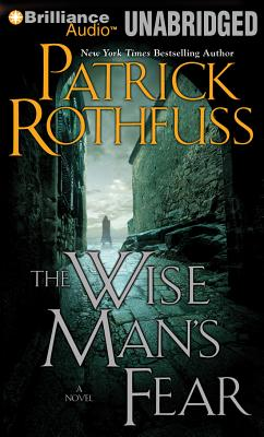 The Wise Man's Fear (Kingkiller Chronicles #2) Cover Image