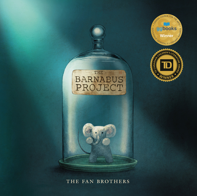 The Barnabus Project Cover Image