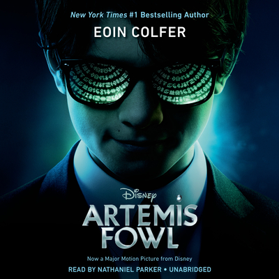 Cover for Artemis Fowl Movie Tie-In Edition
