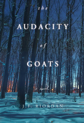 The Audacity of Goats (North of the Tension Line #2) Cover Image