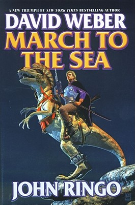 Cover for March to the Sea