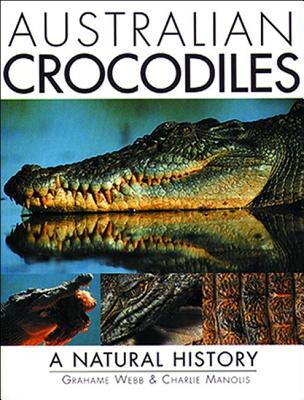 Australian Crocodiles Cover