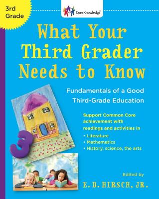 What Your Third Grader Needs to Know (Revised Edition) Cover