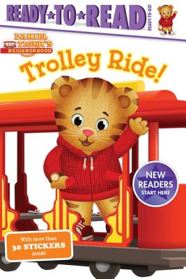 Trolley Ride! (Daniel Tiger's Neighborhood) Cover Image