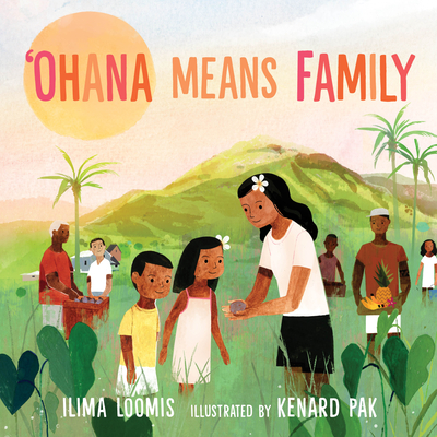 Ohana Means Family Cover Image