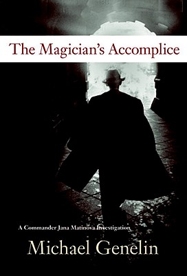 The Magician's Accomplice Cover