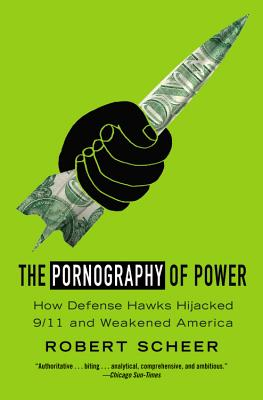 The Pornography of Power Cover