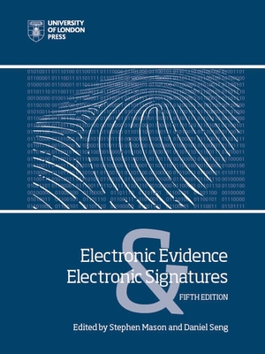 Electronic Evidence and Electronic Signatures cover