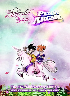 The Splendid Magic of Penny Arcade Cover
