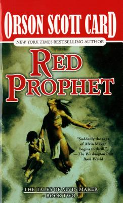 Red Prophet Cover