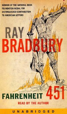 Fahrenheit 451: Fahrenheit 451 Cover Image