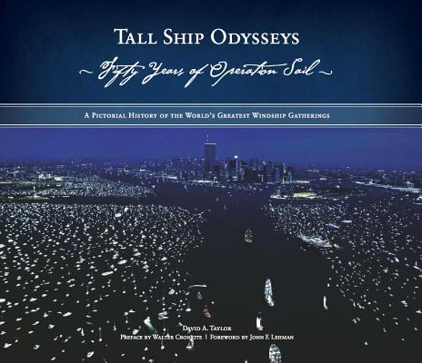Cover for Tall Ship Odysseys