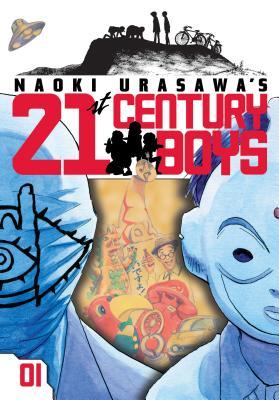 Naoki Urasawa's 21st Century Boys, Volume 1 Cover