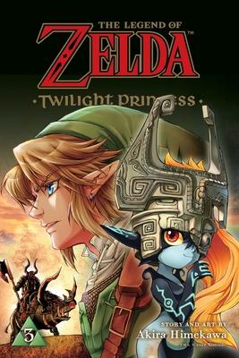 The Legend of Zelda: Twilight Princess, Vol. 3 (The Legend of Zelda: Twilight Princess ) Cover Image