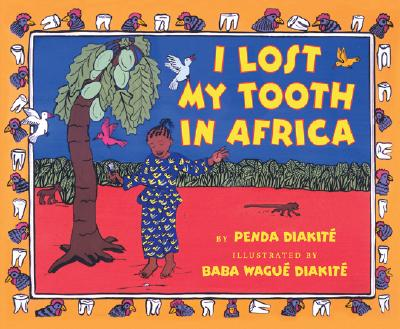 I Lost My Tooth in Africa Cover Image