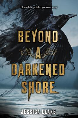 Cover for Beyond a Darkened Shore