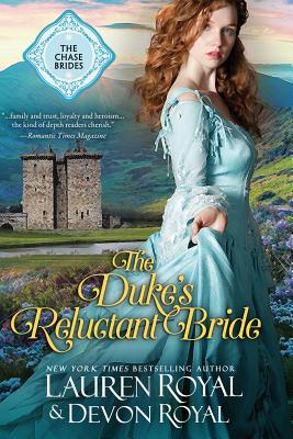 The Duke's Reluctant Bride Cover Image